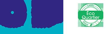 Quartier de Seine Ouest Logo